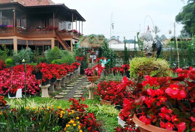 Wisata Favorit di Lembang