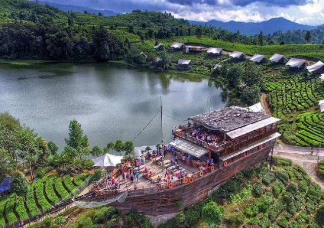 One Day Tour Ciwidey Tour Bandung Wisata Bandung Paket