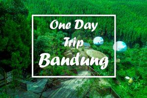 one day trip bandung