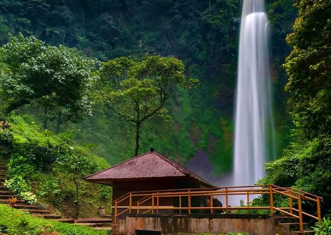 Review Lengkap Wisata Air Terjun Curug Cimahi Bandung -